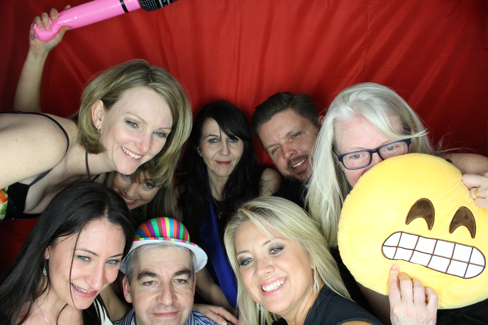Parties Funz Photo Booth
